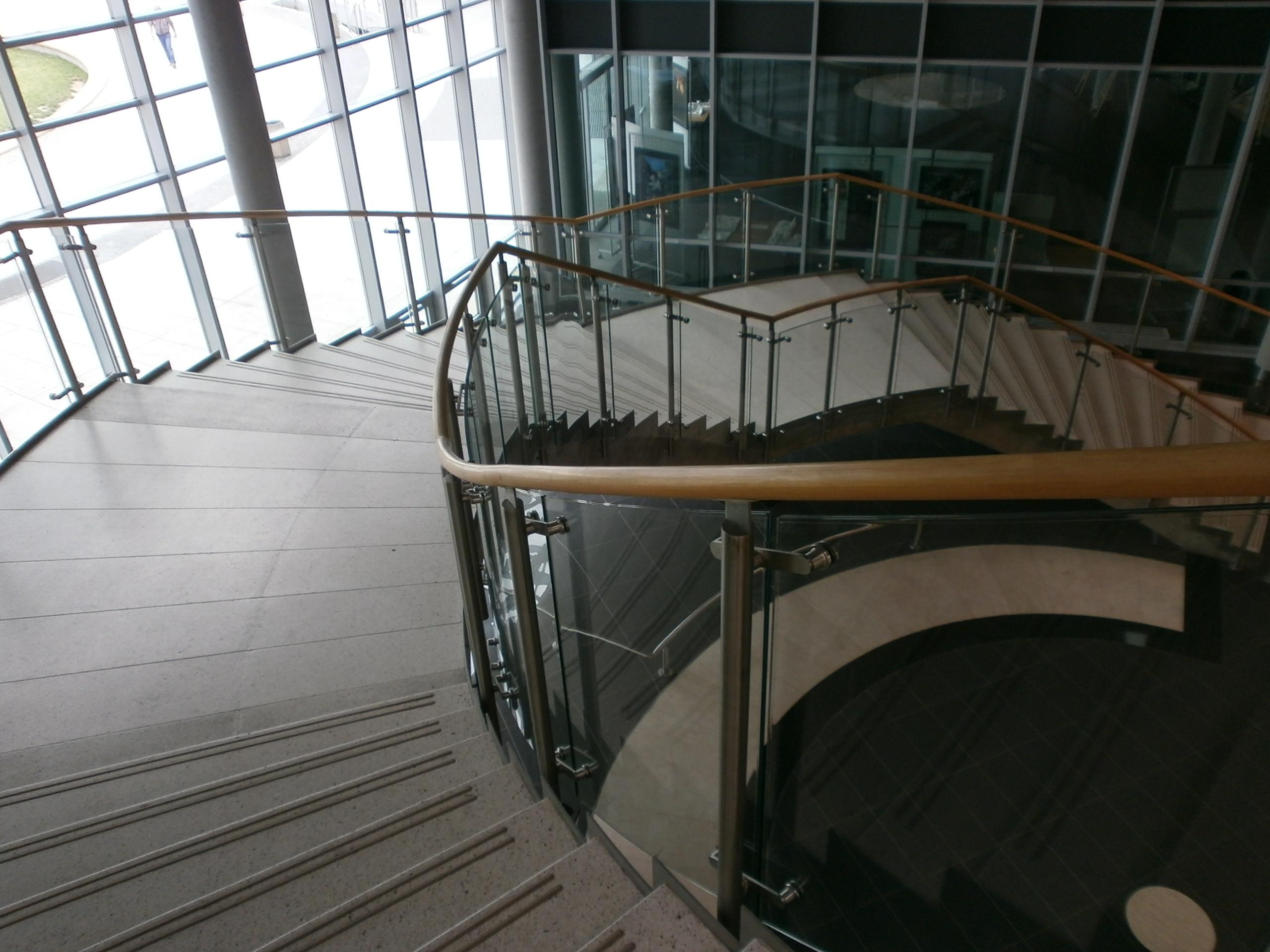 Schody w budynku