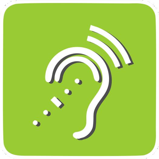 Poziom dostępności dla osób słabosłyszących: rozszerzony
